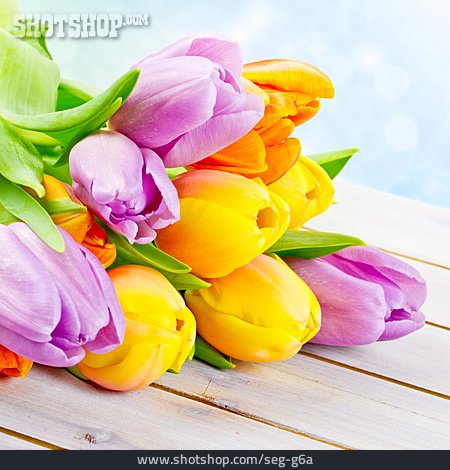 Tulips Bouquet, Mothers Day