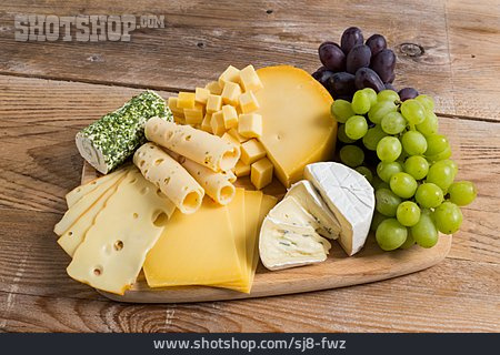 Cheese Platter, Hearty