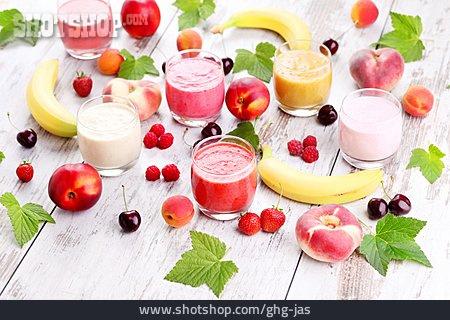 Healthy Diet, Vitamins, Smoothie