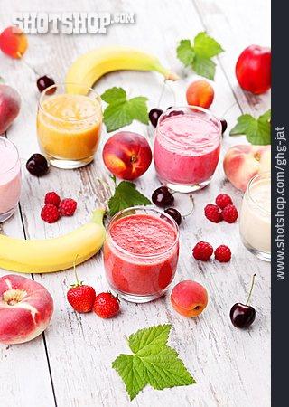 Mixed Beverage, Shake, Fruit Shake