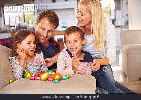 Easter, Family