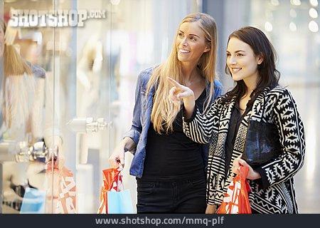Shopping Mall, Shopping Center, Summer Sale, Window Shopping, Sale