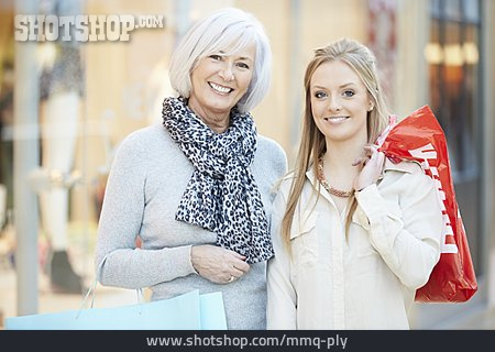 Grandmother, Mother, Purchase & Shopping, Daughter, Grandchild