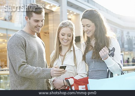 Purchase & Shopping, On The Move, Friends, City Shopping