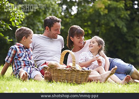 Family, Picnic