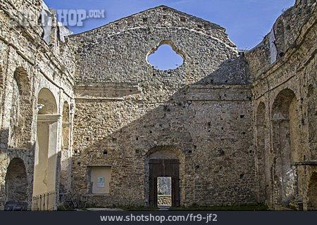 Church Ruin, Baiardo