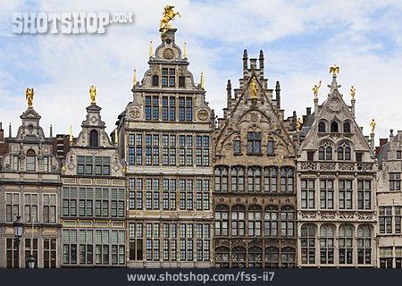 Antwerp, Grote Markt, Guild