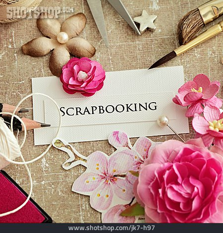 Handicrafts, Scrapbooking