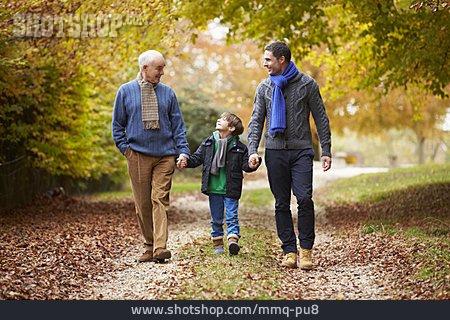 Walk, Generations, Walk
