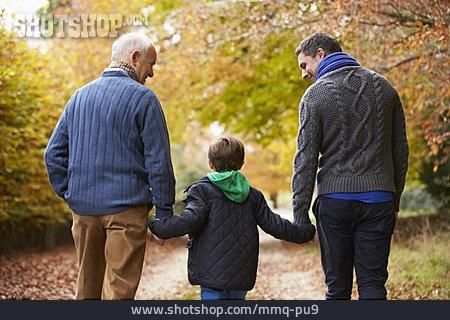 Walk, Generations