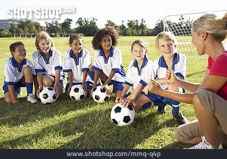 Soccer, Junior, Trainer