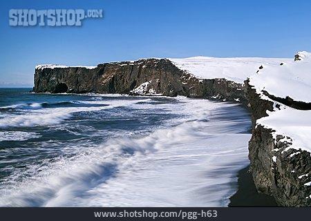 Coast, Iceland, Dyrholaey