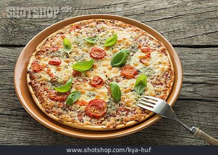 Mozzarella, Pizza, Frozen Pizza