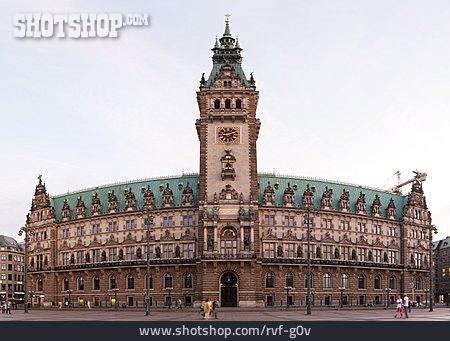 Hamburg, Town Hall