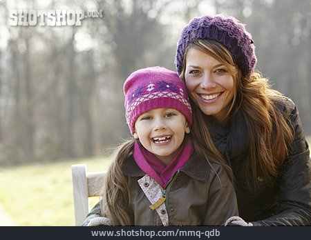 Mother, Autumn, Season, Mother Love, Daughter