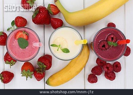 Smoothie, Fruit Shake