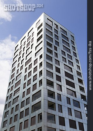 Modern Architecture, Skyscraper, Residential Building