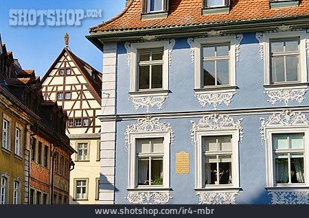 Bamberg, Facade