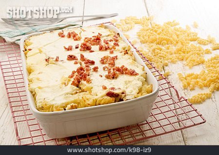 Hungarian Cuisine, Noodle Casserole, Cottage Cheese