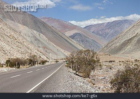 Argentina, Agua Negra Pass