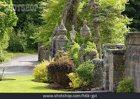 Stonemasonry, Amphora, Westport House