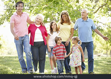Family, Generations, Family Life, Family Outing