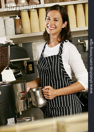 Gastronomy, Coffee Making, Barista