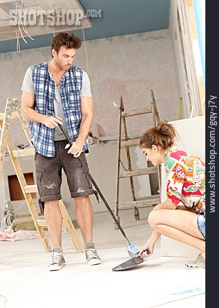Building Construction, Sweeping, Remodeling