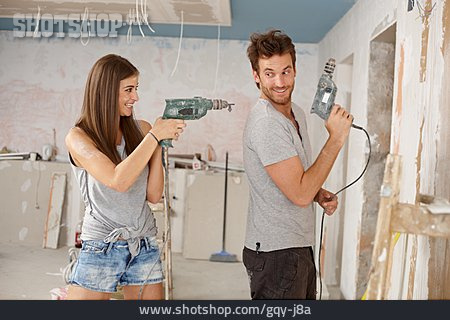 Drill, Remodeling, Home Improvement