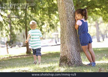 Hiding, Children's Game
