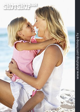 Mother, Affection, Daughter, Mother And Child Cure
