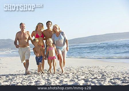 Beach, Family, Beach Holiday, Family Vacations
