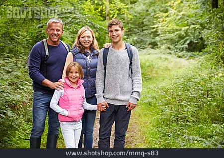 Togetherness, Path, Family Portrait