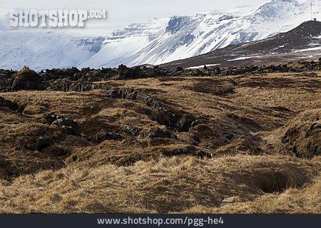 Iceland, Volcanic Landscape, Snaefellsnes