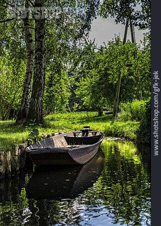 Spree Forest, Spreewald Kahn