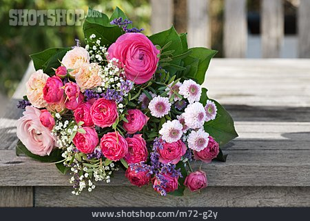 Bouquet, Bridal Bouquet, Floristry