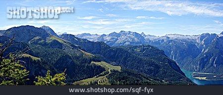 Königssee, National Park Berchtesgaden