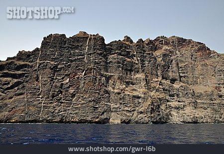 Coast, Cliff, Los Gigantes