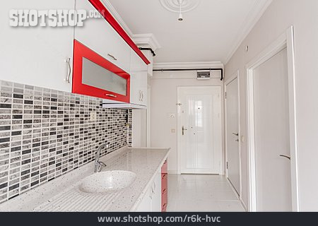 Kitchen, Property, Apartment
