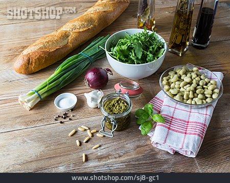 Spices & Ingredients, Italian Cuisine, Bruschetta