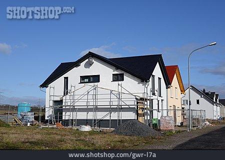 Building Construction, New Building