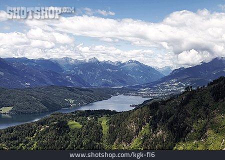 Lake, Carinthia, Millstätter Lake