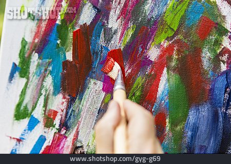 Painting, Art, Abstract