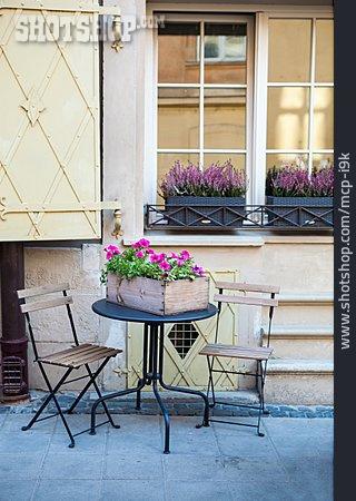 Garden Furniture, Patio, Picturesque