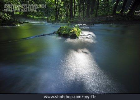 Nature, River, Mystical