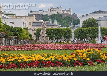 Salzburg, Hohensalzburg Castle, Castle Mirabell