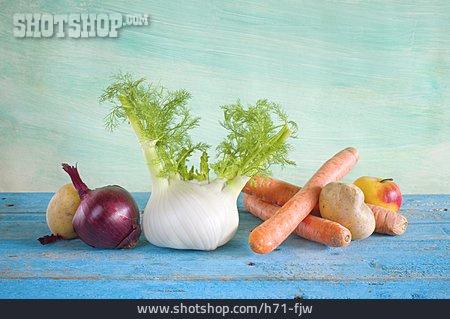 Spices & Ingredients, Crudite