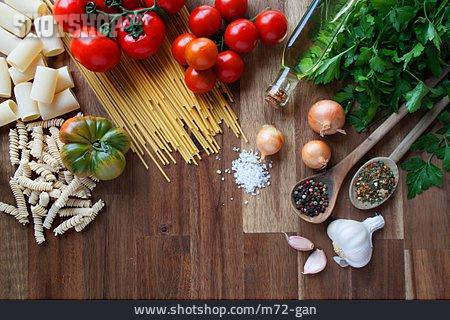 Ingredient, Pasta, Italian Cuisine