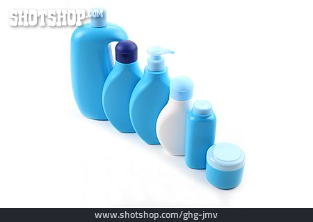 Body Care, Container, Blank