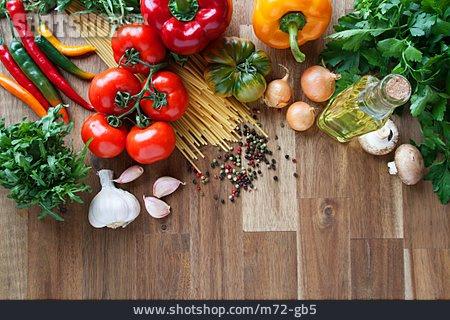 Spices & Ingredients, Mediterran, Italian Cuisine